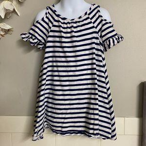 Old Navy Girl Stripes Dress